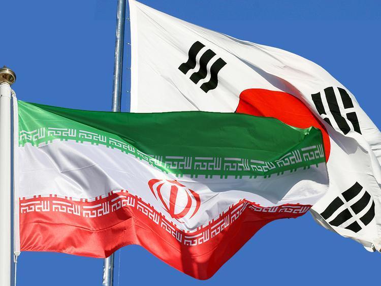 منابع بلوکه شده ایران در کره جنوبی چقدر است؟