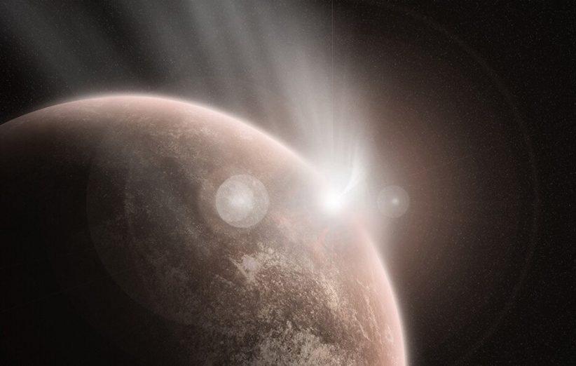 سنگ هایی از سیاره ناهید ممکن است در ماه پنهان شده باشد