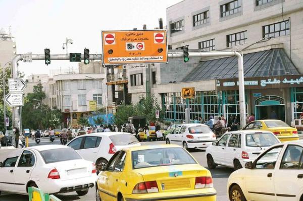 اجرای مجدد طرح ترافیک از شنبه در پایتخت